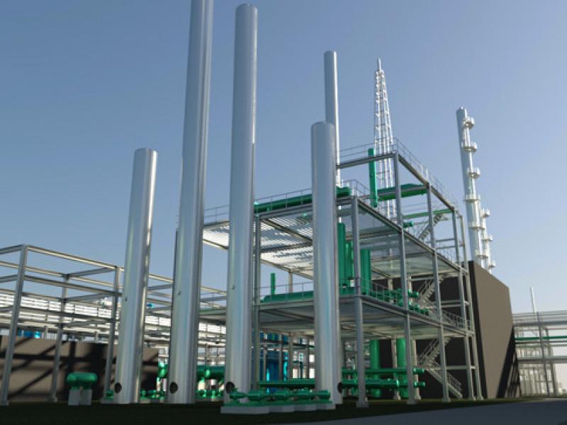 Raw Syngas Treatment