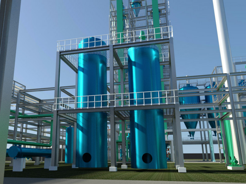Raw Syngas Adjustment