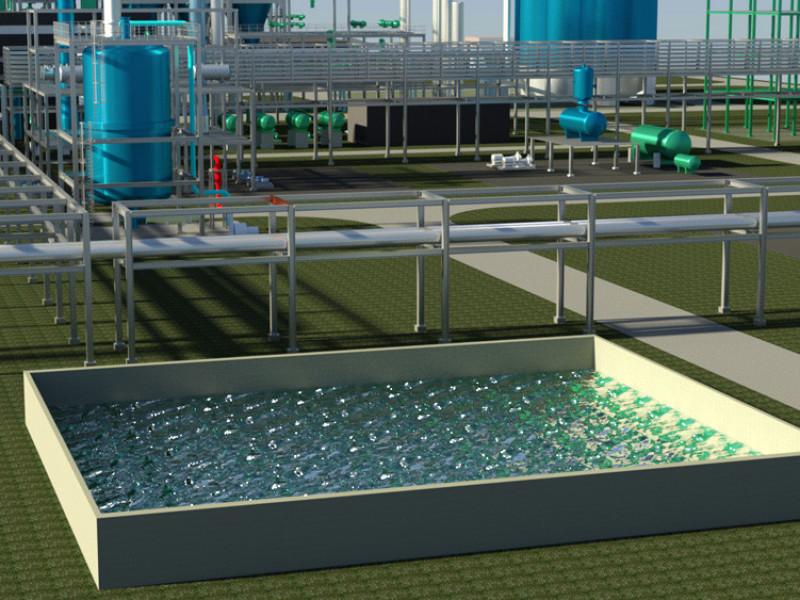 Waste Water Basin
